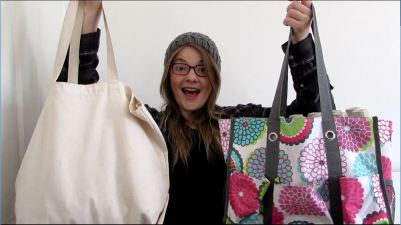 BAGS! screen grab